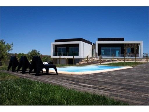 Villa Contemporaine à Vendre En Algarve,villa Moderne De Luxe à Vendre  Algarve Tavira   Propriété élite Algarve