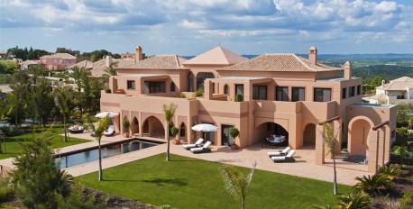 Villa  for sale  Funchal Ridge Lagos,Algarve