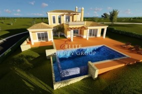 Algarve                huvila                 myytävänä                 Vale da Pinta,                 Lagoa