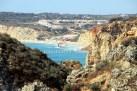 Algarve tontti myytävänä Porto de Mós, Lagos