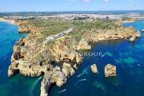 Algarve                 Tomt                  til salgs                  Porto de Mós,                  Lagos