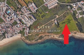 Algarve                Terrain                 à vendre                 Burgau,                 Lagos