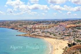 Algarve                 Mark                  till salu                  Praia da Luz,                  Lagos