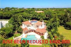Algarve                 Maison                  à vendre                  Quinta do Lago,                  Loulé