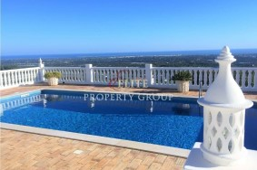 Algarve                 huvila                  myytävänä                  Santa Bárbara de Nexe,                  Loulé