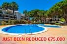 Algarve ático en venta Olhos de Água, Albufeira