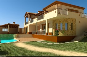 Algarve                 Terrain                  à vendre                  Arão,                  Lagos
